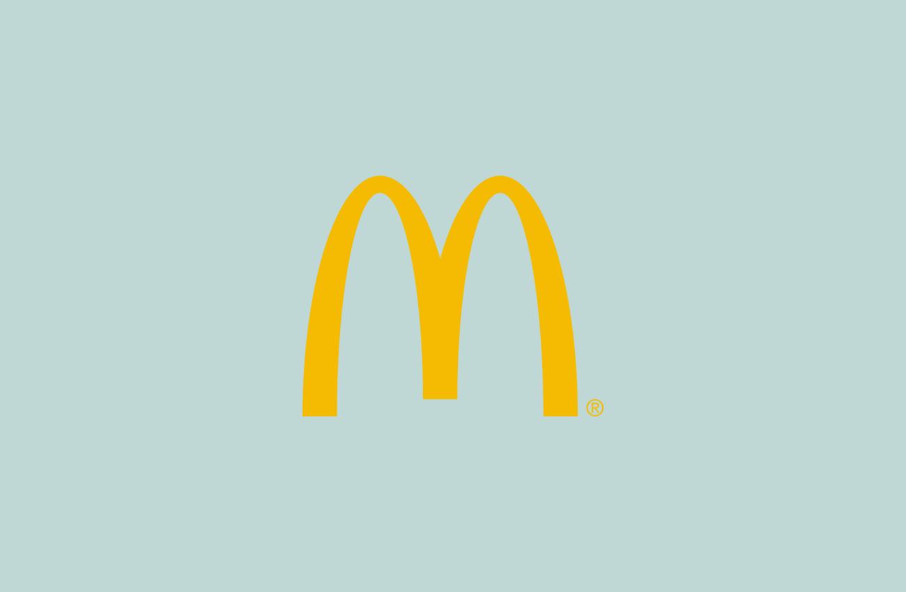 McDonalds company logo